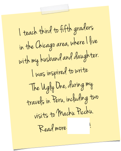 I teach third to fifth graders